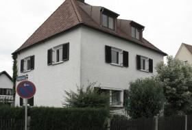 Sanierung: Komplettsanierung und Wohnraumerweiterung 3b vorher