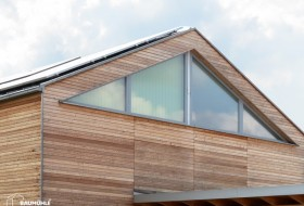Neubau: Einfamilienhaus in Massiv-Holz-Bauweise 7c
