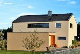 Neubau: Einfamilienhaus in Massivbauweise (Ytong) 5c