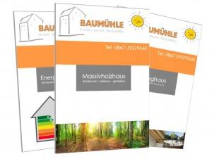 Baumühle Referenzen - Broschüre anfordern