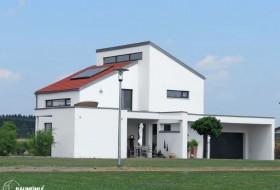 Neubau: Einfamilienhaus in Massivbauweise Ytong 3b