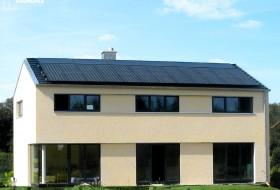 Neubau: Einfamilienhaus in Massivbauweise (Ytong) 5b