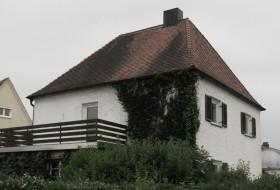 Sanierung: Komplettsanierung und Wohnraumerweiterung 3a vorher