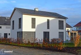 Neubau: Einfamilienhaus in Massivbauweise (Ytong) 1e