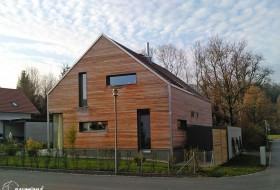 Neubau: Passivhaus in Holzriegelbauweise 6c