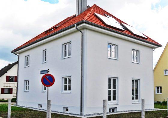 Sanierung: Komplettsanierung und Wohnraumerweiterung Nachher